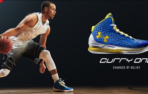 Tenis Under Armour Curry