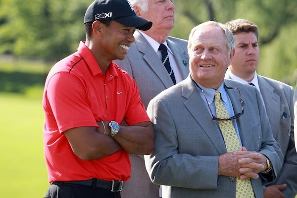 tiger nicklaus