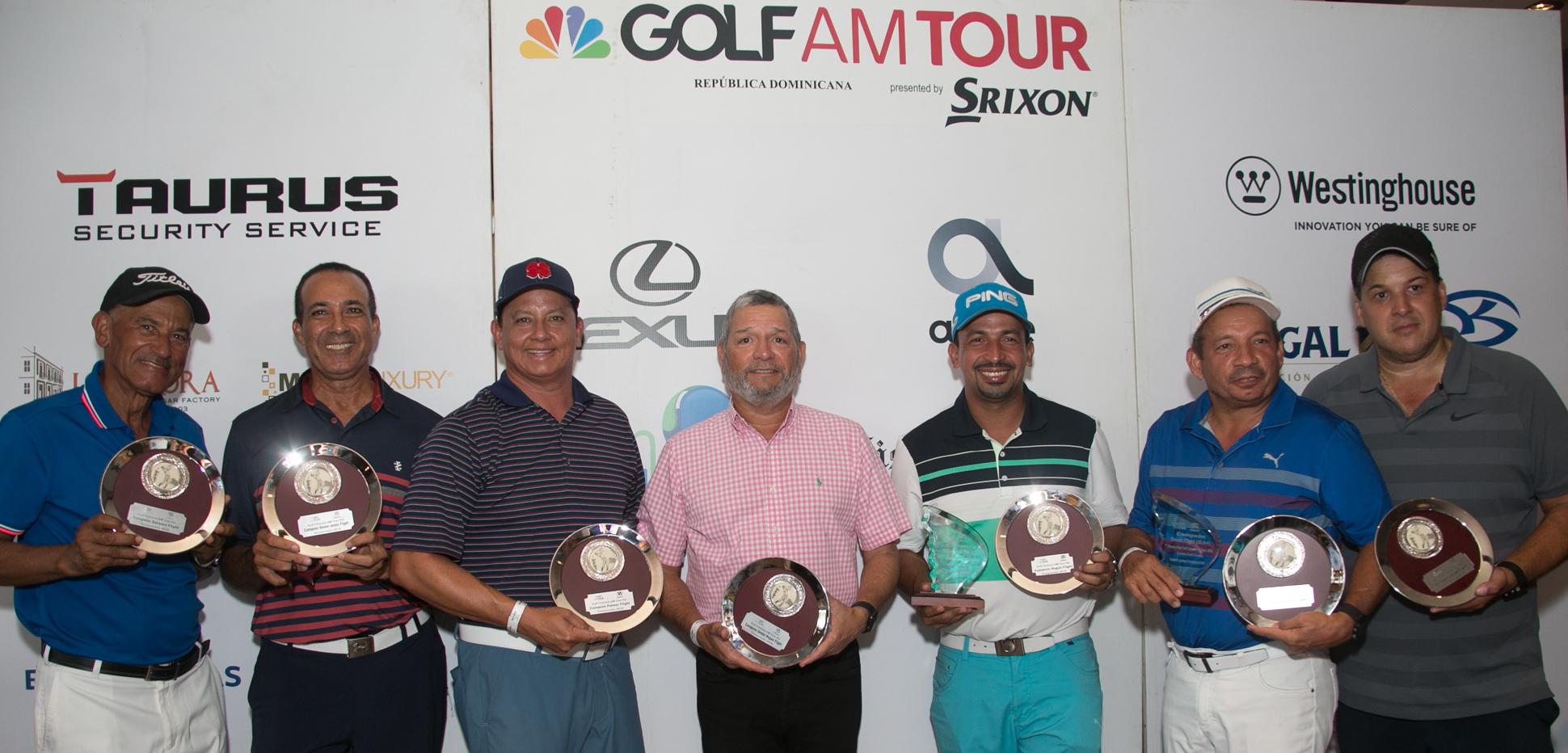 Golf Channel Am Tour RD cerró exitosa temporada 2018 ...