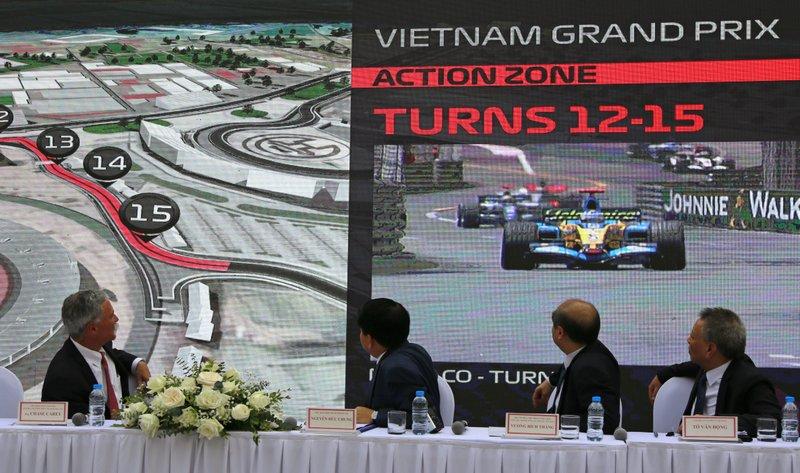 F1 Calendario 2020.La F1 Se Correra Tambien En Vietnam Desde 2020 Deportivapp