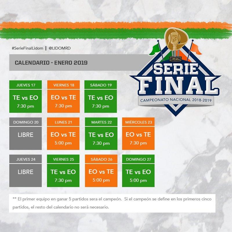 Calendario Serie A Download.Calendario Serie Final Toros Vs Estrellas Deportivapp